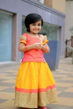 New Model Kids Party Wear Dress Collections Kids Party Wear Dresses, Little Girl Dresses, Cute Dresses, Girls Dresses, Baby Lehenga, Kids Lehenga, Indian Dresses For Kids, Kids Gown, Skirts For Kids
