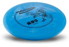 DX Roc 150 Class by Innova. $6.75. The Roc is simply the best, most versatile mid-range disc ever made. It provides accuracy at any range. This disc can take and hold the angle of release, even into a headwind. It can be used for Driving, upshots, straight shots, hyzer shots or anhyzers. The Roc ages gradually and predictably. If you're not sure what disc to throw, choose the Roc; just like most pros.  Please contact us by email for more specific weight or color ...