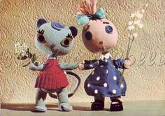 Cicamica és Böbe baba Retro 1, Naha, Puppets, Childhood, Animation, Christmas Ornaments, Holiday Decor, Budapest, Albums