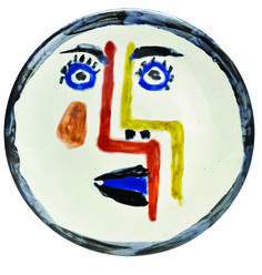 Pablo Picasso | Visage n°192 (1963) | Available for Sale | Artsy