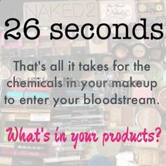 GOOD QUESTION BECAUSE THE YOUNIQUE I SELL IS ALL NATURAL BASED PRODUCTS www.youniqueprodu...