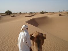 Ouled Driss - Sahara - Marokko