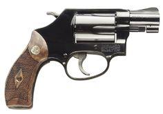 Smith & Wesson Model 36 .38 S&W Special +P Revolver