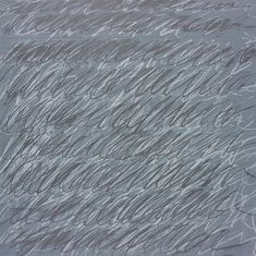 Available for sale from Susan Sheehan Gallery, Cy Twombly, Untitled Silkscreen on Heavy Schoellers Parole paper, 25 × 25 in Robert Rauschenberg, Cy Twombly Art, Modern Art, Contemporary Art, Art Institute Of Chicago, Looks Cool, Paintings For Sale, American Artists, Urban Art