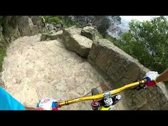 Alejandro Paz: Red Bull Devotos de Monserrate run race