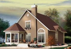 FamilyHomePlans.com | Plan Number 65518 | Order Code 00WEB | 1-800-482-0464