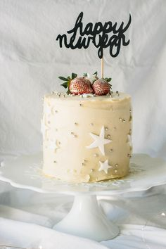 A boozy cake for a booze filled celebration! What are all of you doing tonight for the last day of the year??! It better be fun, no excuses. I am completely exhausted. Can you believe it? One more …