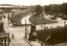 Old Bucharest, Dambovita, 1941 Hotel Union, Republica Moldova, Little Paris, Bucharest Romania, Kingdom Of Great Britain, Stavanger, Old City, Old Pictures, Paris France