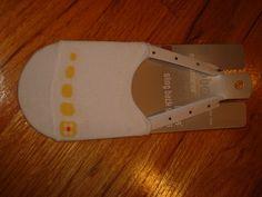 5 Pair Sling Back Socks -Womens Socks- One Size Fits All- Great for summertime | eBay