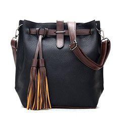 Yuntun 2016 New Original Retro Handbags Bucket Shoulder Messenger Bag(D2)