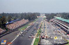 1991 Mexican Formula 1 Grand Prix, Formula 1