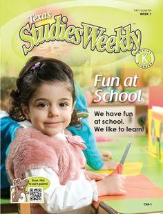 Texas Kindergarten Studies Weekly (v16)