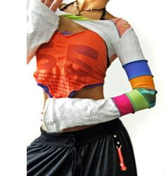 The Urban Sports Wear etsy shop... for Zumba!
