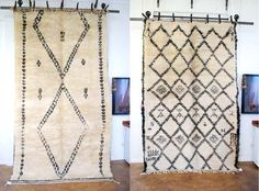 LOVE moroccan souk rugs for the living or dining room.
