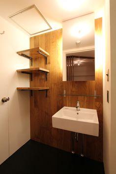 LAVATORY/洗面室/バスルーム/洗面ボール/フィールドガレージ