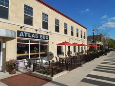 Atlas BBQ | Grafton, WI
