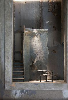 Box sculpture - by Peter Gabriëlse