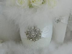 Weddings Wedding Decorations Wedding Centerpieces by KPGDesigns, $39.00