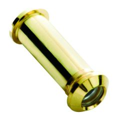 First Watch 2311 160 Degree Viewing Angle Security Door Viewer Solid Brass Door Accessory Door Viewer Entrance Door Locks, Door Viewers, Security Door, Door Accessories, Brass Material, Brass Hardware, Can Opener, Polished Chrome, Solid Brass