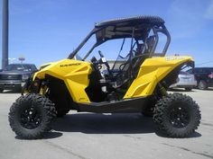NEW! The 2014 Can-Am Maverick X rs DPS 1000R is now at Brinson Powersports of Corsicana! New Beadlock Wheels and Powersteering Package makes this UTV and even better deal! Hurry before it's gone! Call 877-637-3598 or visit www.brinsonpowersportsofcorsicana.com for more information. East Texas largest inventory!