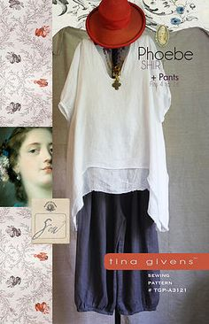 PDF downloadable sewing patterns