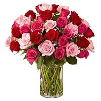 "Send ""Love of my Life"" 27 Roses Bouquet to your sweetheart to make her the happiest lady in the world!"