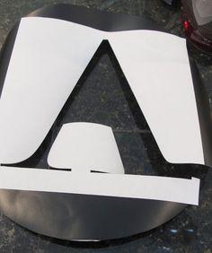 vinyl letters machine