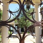 Spanish Heights Courtyard Gate
