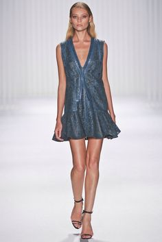 J. Mendel Spring 2013 Ready-to-Wear Fashion Show Collection
