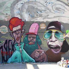 BAZAK & (?) #arteurbano #arteenlascalles #artvandal #rsa_graffiti #dsb_graff #tv_streetart #gullysteez #wallart #wallfilth #sprayart #spray #spraypaint #graffitiartphoto #graffiti #graffitiporn #streetartphoto #streetart #streetart_daily #total_urbanart #graffiti_of_our_world #be_one_urbanart #ignf #igaa #lleida #meetingofgraffiti #lleidagraffiti #bazak by ninaqueral