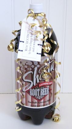 {Rootbeer} We're 'ROOTING' for you to have a happy holiday season and a wonderful new year!