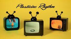 'Plasticine Rhythm', A Musical Stop Motion Animated Short Created Using Vine