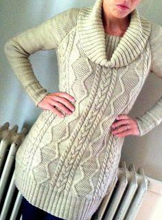Dallas pattern by Amy Miller #sweater #dress <3