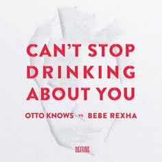 Can't Stop Drinking About You (Rozz Grinder Edit Mix) van Otto Knows & Bebe Rexha gevonden met Shazam. Dit moet je horen: http://www.shazam.com/discover/track/157314216