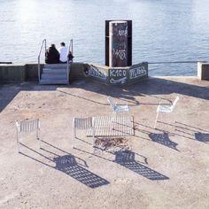Outdoor Stuhl – Landi Chair von Vitra