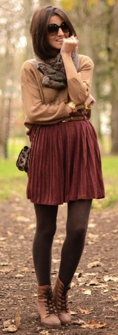 #perfection #autumn outfit #alice257891 #lovely www.2dayslook.com
