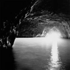 """Mimmo Jodice - Capri (dalla serie Isolario Mediterraneo), 1984 """"La Magnifica Ossessione"""" www.mart.tn.it/magnificaossessione"""