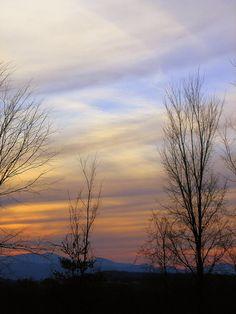 Southbound Sunset