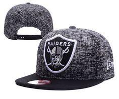 6f10b48f117 Oakland Raiders Wrinkled Snapback Hats