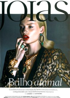 Butler and Wilson Vogue Brazil Sep 2013