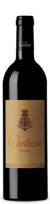 Garrafa vinho Cartuxa tinto 2008