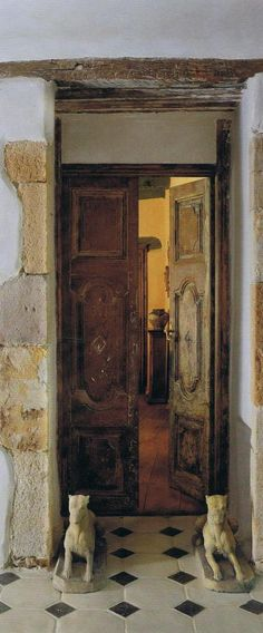 ... Amazing Doors and Doorways on Pinterest  Doors, Green Doors and Old