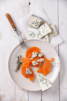 Photo Pumpkin with Blue cheese by Natalia Lisovskaya on 500px