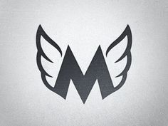 26 Best The Letter M Images Brand Identity Calligraphy Letter M Logo