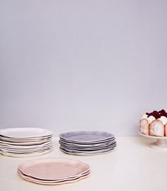 Kitchen crush: Atelier Make porcelain plates