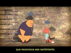 Cartoon animals illustrate the power of empathy in this beautiful animation Movie Talk, Leader In Me, Film D'animation, Brene Brown, Social Stories, Educational Videos, Teaching Spanish, Psychology, Preschool