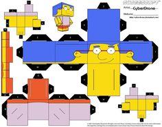 Milhouse Cubeecraft
