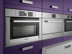 amazing kitchen colour along side quality bosch appliances