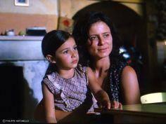 Maria en haar moeder.