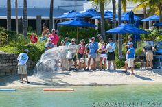 Classroom seminars will be complemented by outdoor, hands-on workshops on topics such as fly-casting, cast-netting, engine maintenance, just to name a few. Get #HookedAtHawksCay Sept. 5-7th!